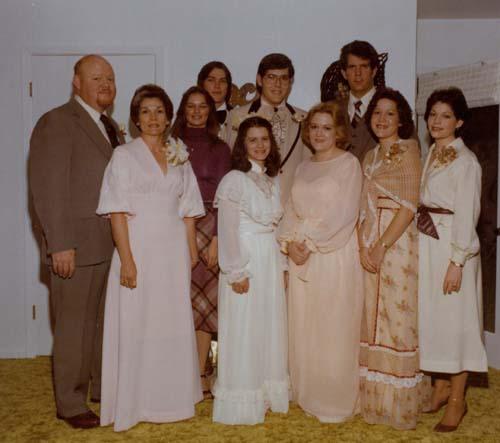 Bruce 1980 Wedding 1